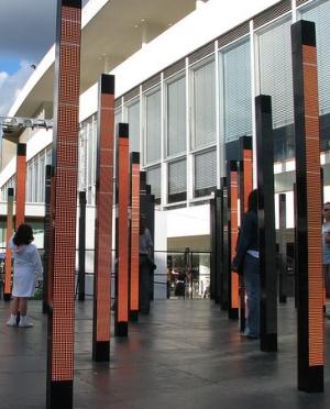 перед входом в Королевский фестивальный зал