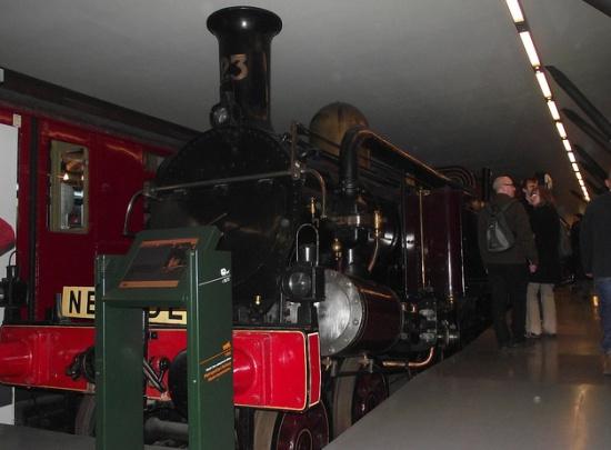 музей транспорта в Лондоне