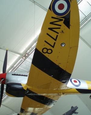 Музей Королевских ВВС в Лондоне
