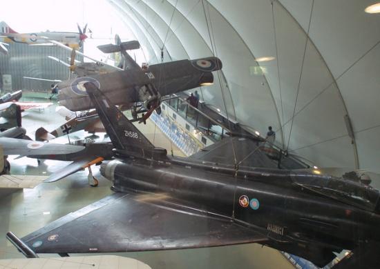 Музей Королевских военно-воздушных сил в Лондоне