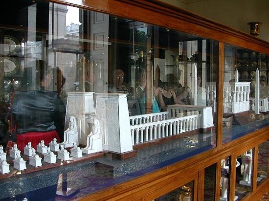 экспонаты Эпсли-хаус