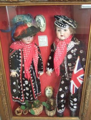 экспонаты в Музее игрушек Поллока