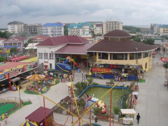 фото витязево поселок
