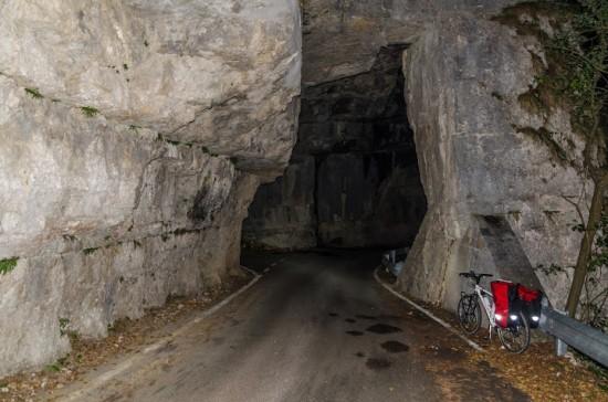 Ухо Дионисия - пещера в Сиракузах