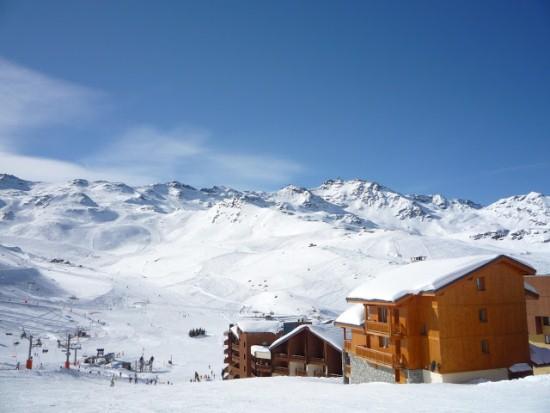 Валь-Торанс – самый высокогорный курорт Европы