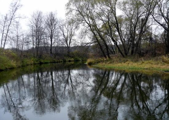 река истра идеальна для водного туризма