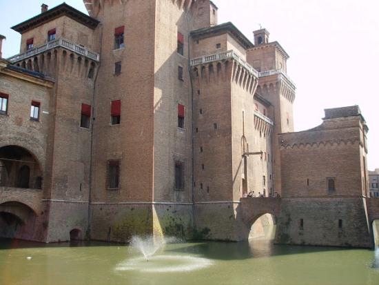 Замок Кастелло Эстенсе