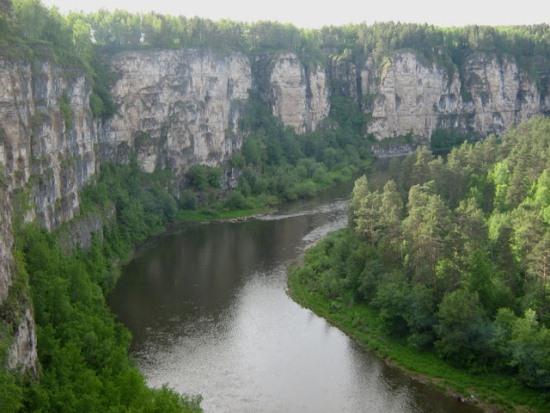 сплавы по реке Ай