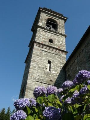 Башня аббатства Пиона