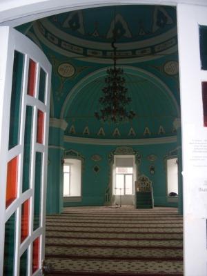Мечеть Нурулла в Казани или Седьмая соборная мечеть