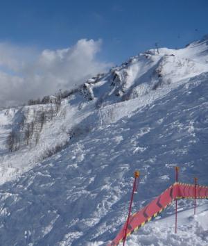 Природа горнолыжного курорта Роза Хутор