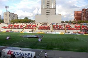 Стадион Звезда в Перми