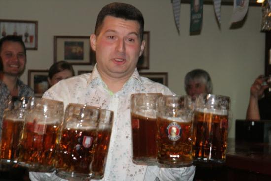 Октоберфест - пиво главный ингредиент праздника
