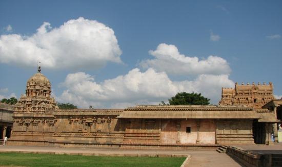 Храм Брихадешвара в Индии