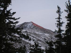 Гора Борус