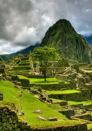 Город инков - Мачу-Пикчу