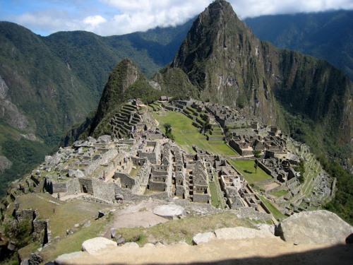 Мачу-Пикчу - город инков