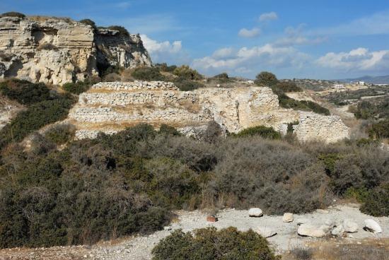 руины Аматоса