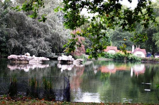 Сент-Джеймсский парк в Лондоне