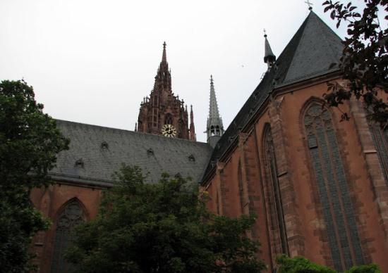 Собор во Франкфурте-на-Майне