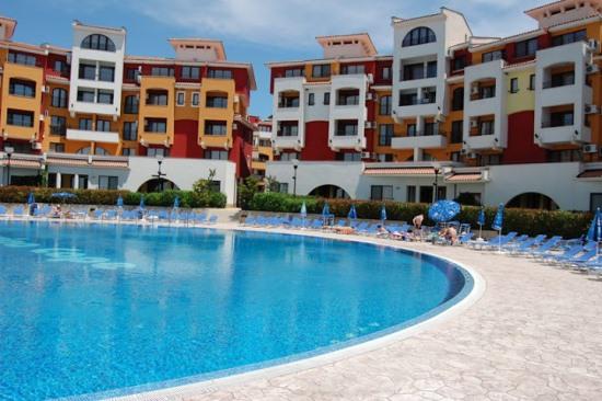 Ахелой, город-курорт в Болгарии