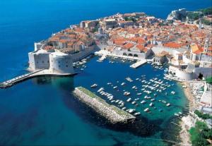 Дубровник, курорт в Хорватии
