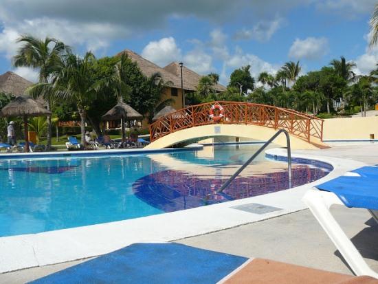 Плайя дель Кармен, курорт в Мексике
