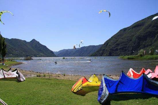 Активный отдых на озере Идро