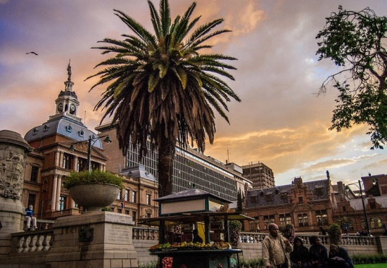 Йоханнесбург