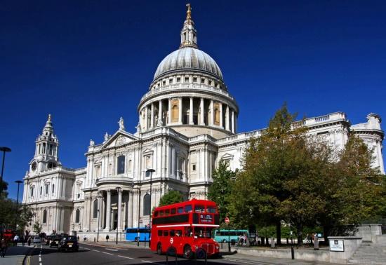 Собор Св. Павла в Лондоне