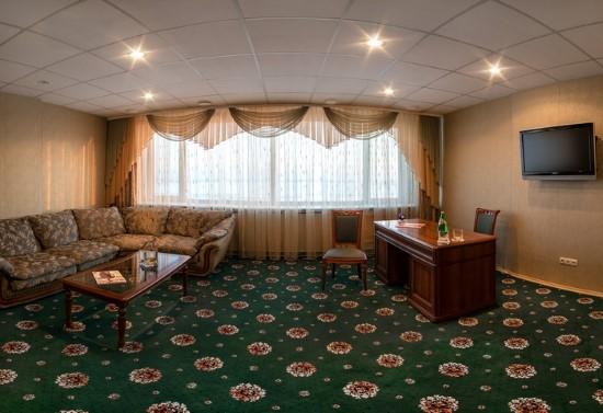 Гостиница «Волна» в Саратове