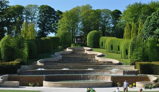 Ботанический сад Алнвик