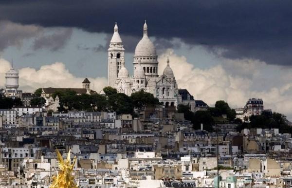 Лучшие достопримечательности в Париже