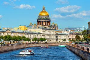 Кому подходят речные круизы из Санкт-Петербурга