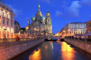 Откройте для себя Санкт-Петербург, самый красивый город России